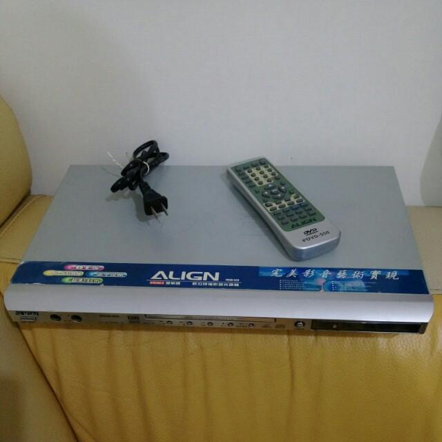 PDVD-550錄放影機video player