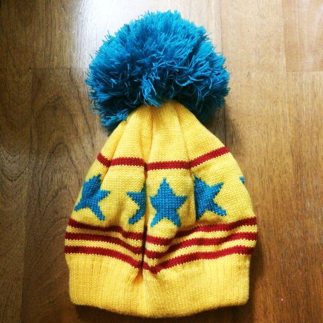 寒流必備暖暖毛帽
