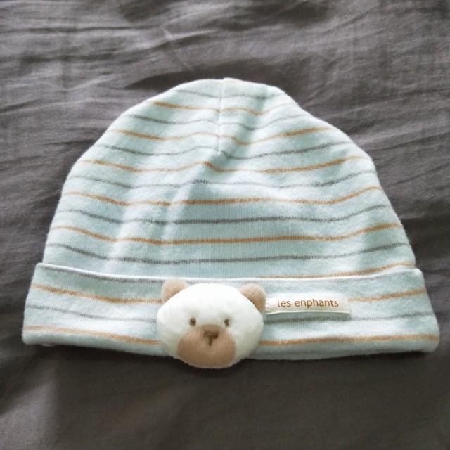 《待上架》九成新寶寶帽子