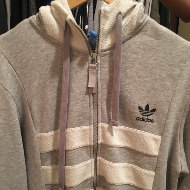 Adidas Jumper with Zip