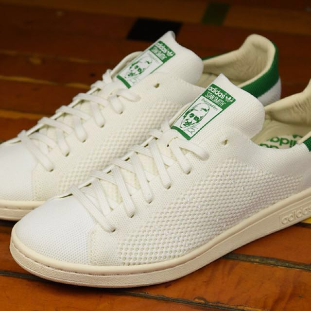 size 40 e061f 87d8c Adidas Stan Smith OG PK, Men's Fashion, Footwear on Carousell