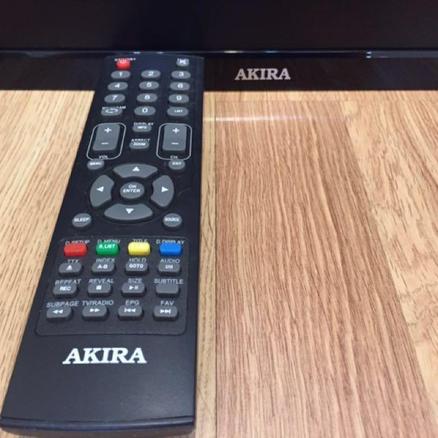 Akira 22 LED FHD TV