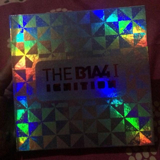 Album B1A4 Ignition