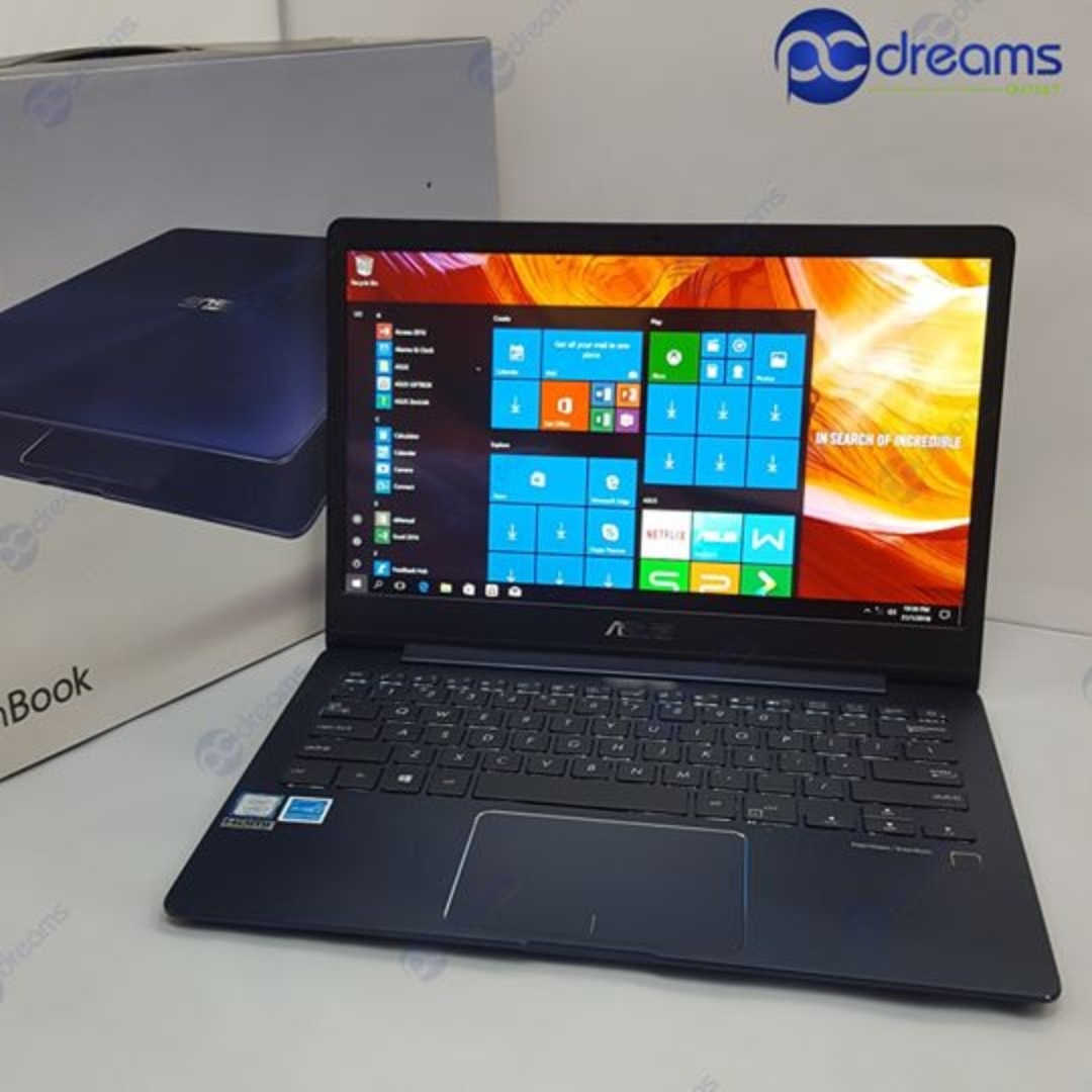 """ASUS ZENBOOK UX331UN EG080T [i5/8GB/512GB SSD/MX150 2GB/13.3""""FHD]  [FACTOY REFRESHED]"""