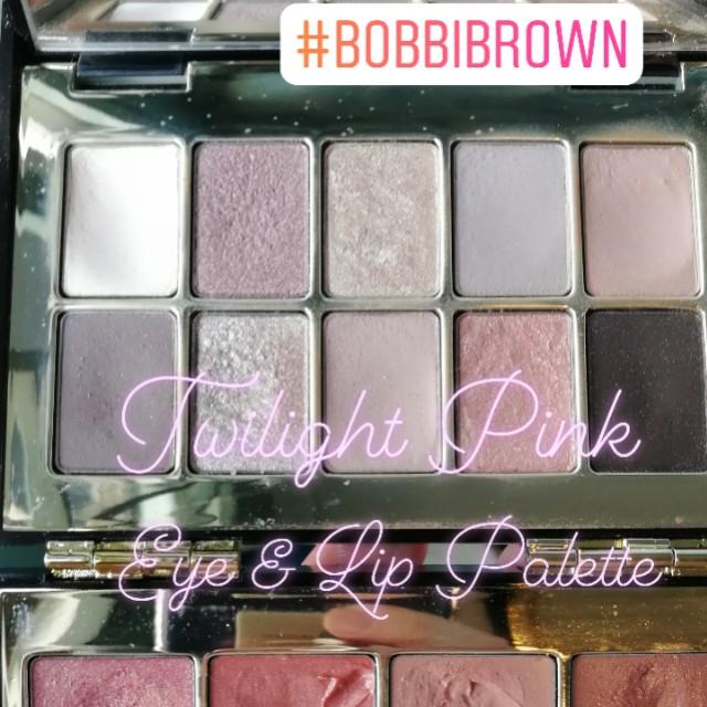 #Fesyen50 Authentic Bobbi Brown Palette