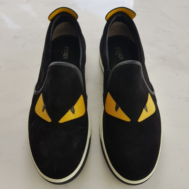 b71a8265 Authentic Fendi Sneakers