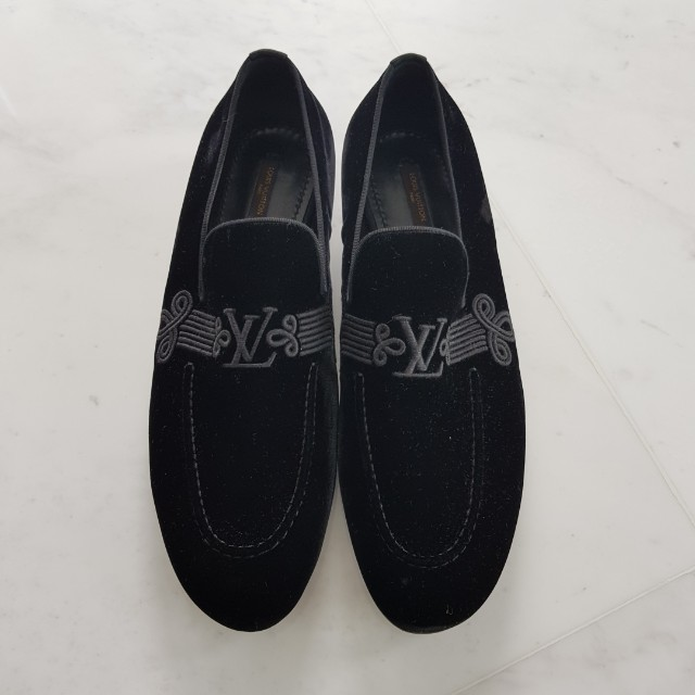 Authentic Louis Vuitton Prom Loafers