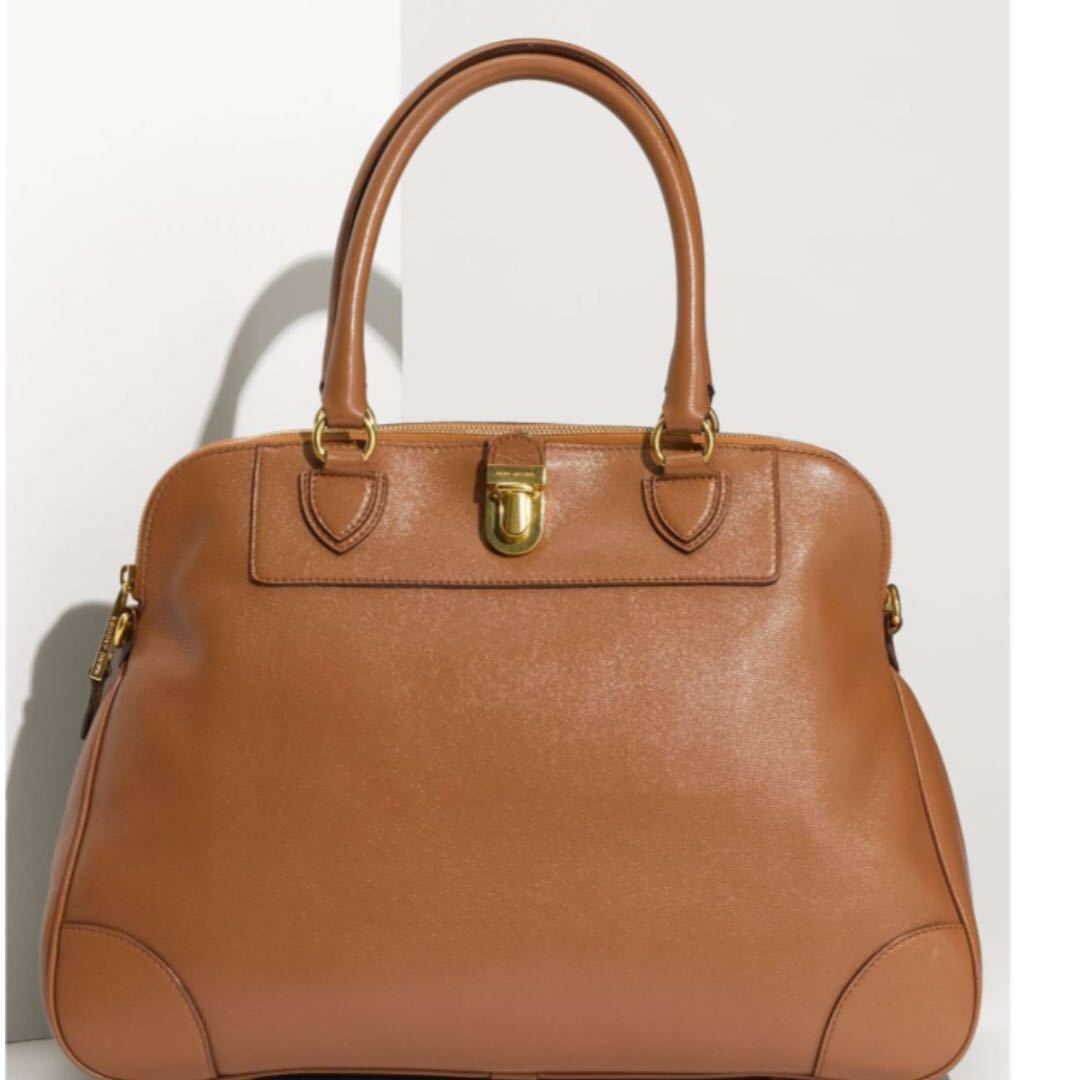 Authentic Marc Jacobs Manhattan Tribeca Leather bag