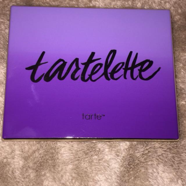 Authentic Tarte Matte Palette