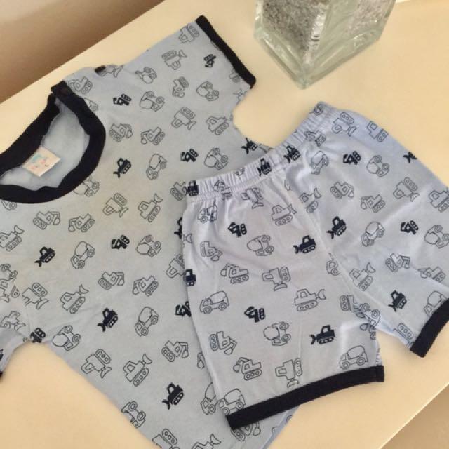 Baby boy's shirt: Truck