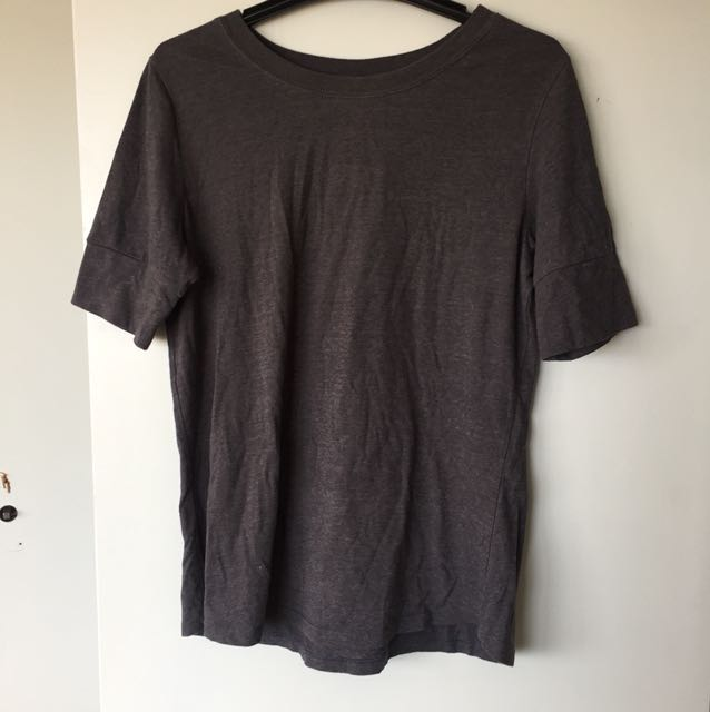 Basics t-shirt from Kmart