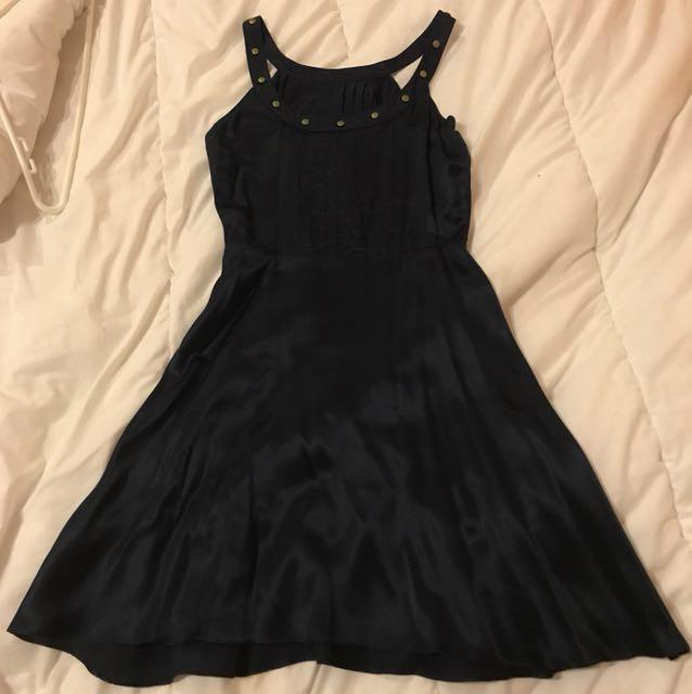 Ben Sherman silk dress