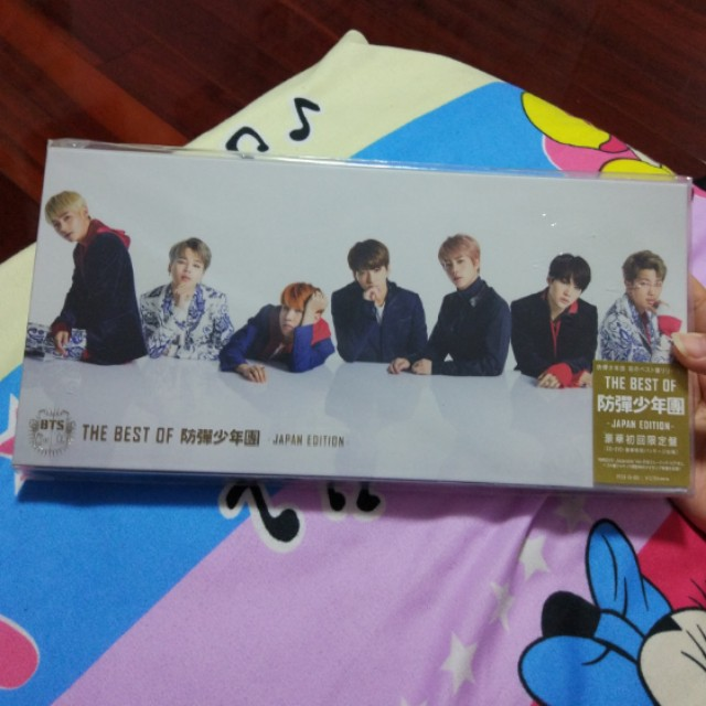 Best of BTS (Japan Version)