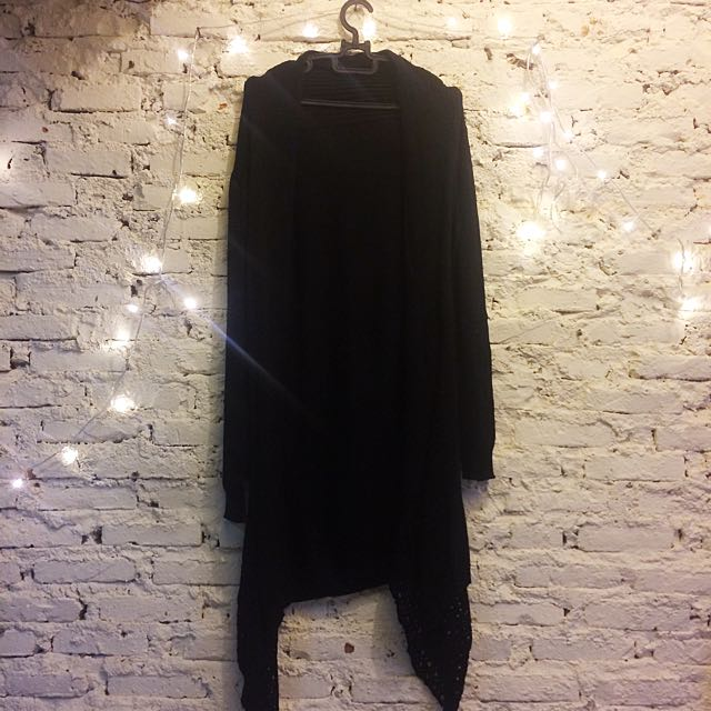 Black Long Outer