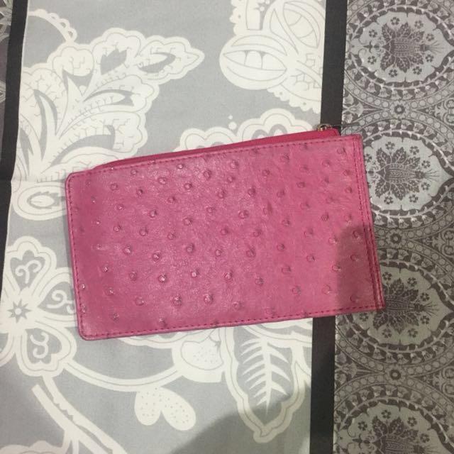 Blackfriday Card Holder Fuchsia Pink #CNY2018