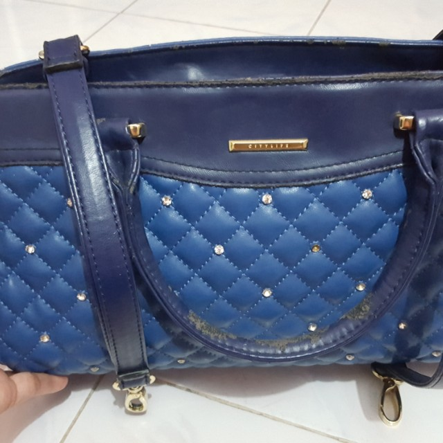 Blue Bag CITYLIFE Import