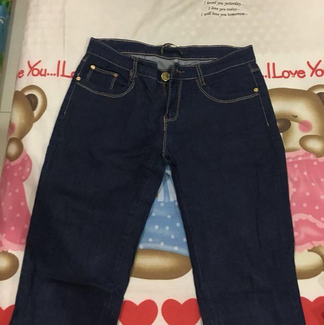 Blue Jeans Kenzo Nutti