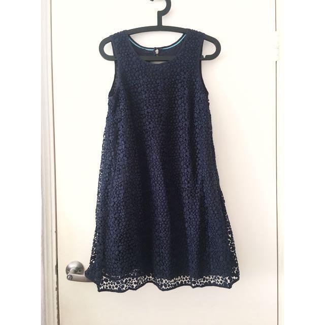 Boden Lace Dress AU8