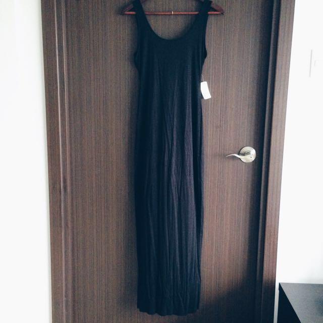 Brand new F21 Lowback Maxi Dress