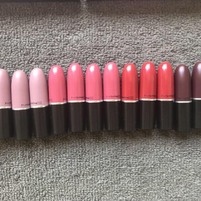 Brandnew MAC Matte Lipstick