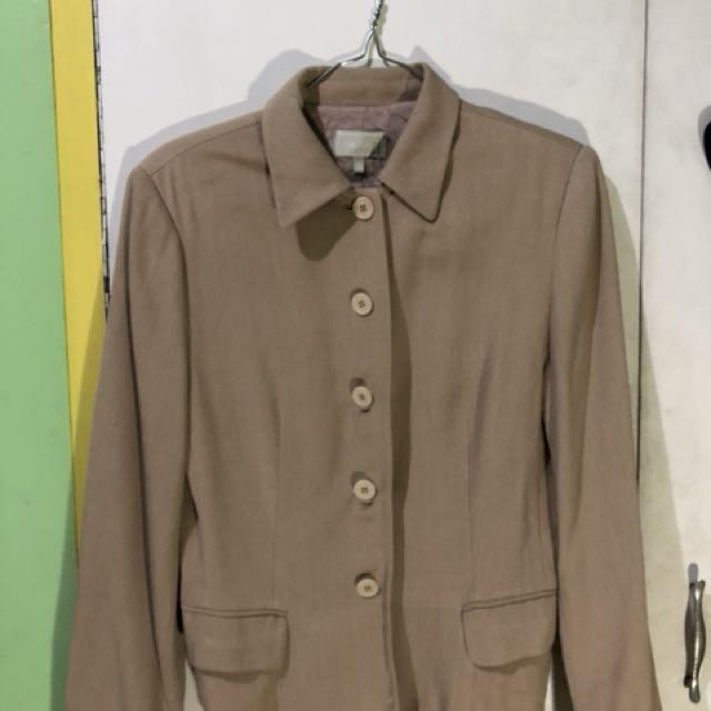 Brown Coat/Blazer - G2000