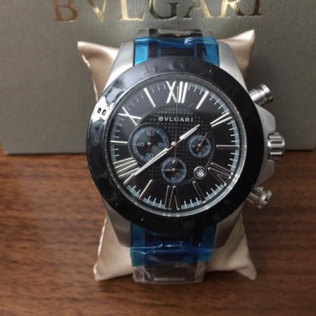 Bvlgari Watch