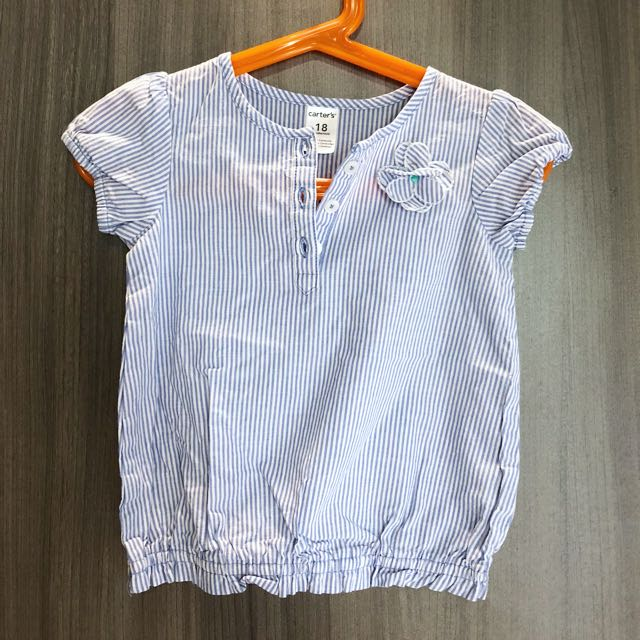 Carter's Girl Cotton Top