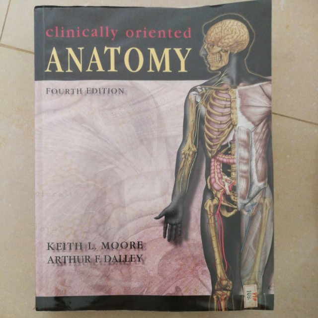 Clinically Oriented Anatomy - Keith L. Moore and Arthur F. Dalley ...