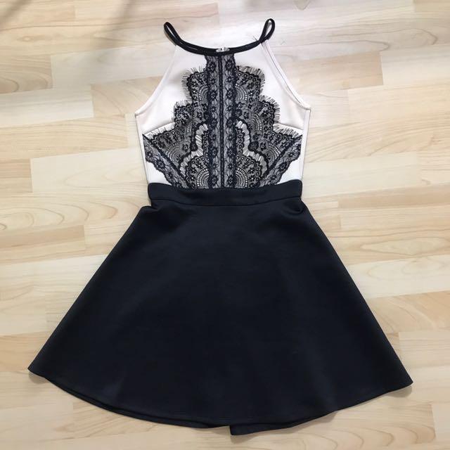 Cloth inc lace dress