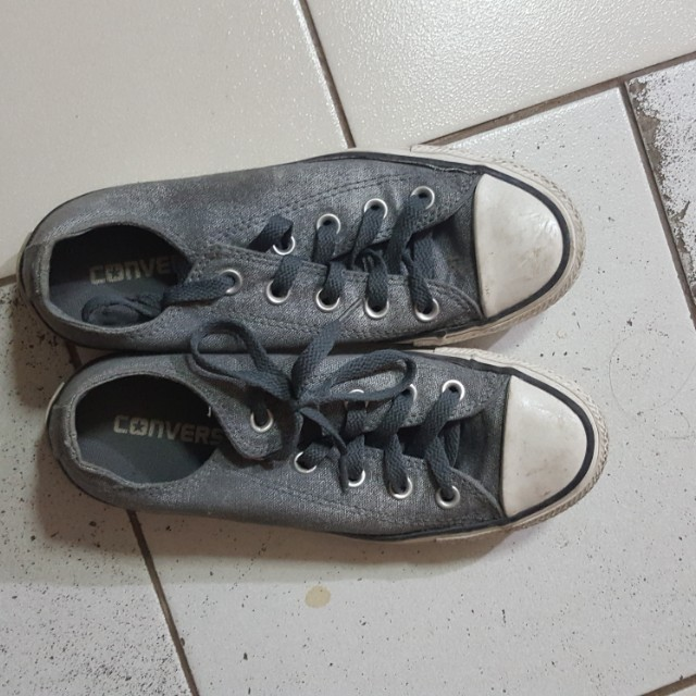 Repriced!!! Converse low-cut