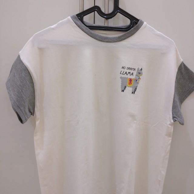 Cottonink Llama T-shirt