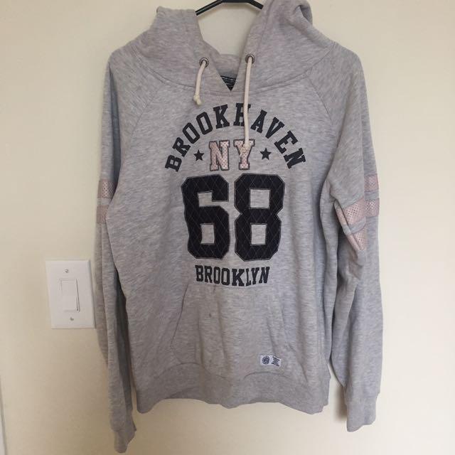 Cozy Grey Brookaven Sweatshirt