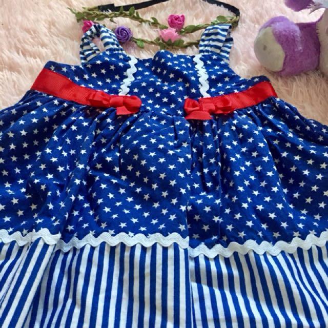 Cute dress and design