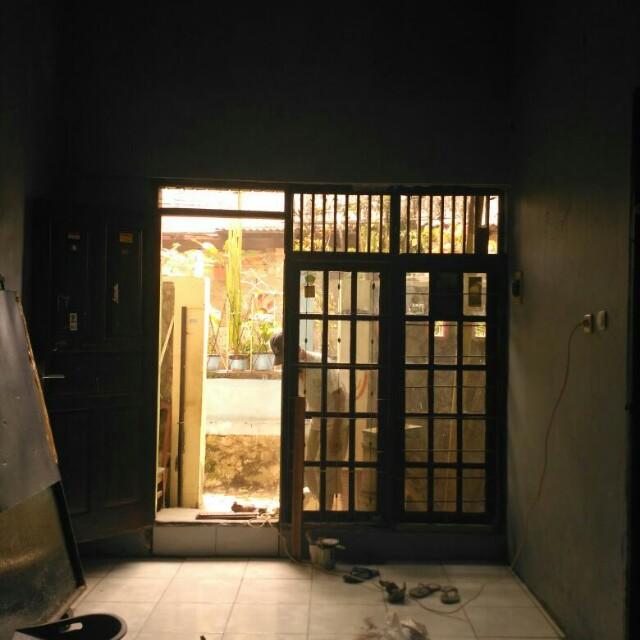 Dijual rumah di cempaka putih barat Jakarta pusat
