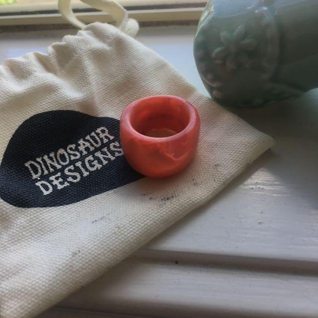 dinosaur designs // ring