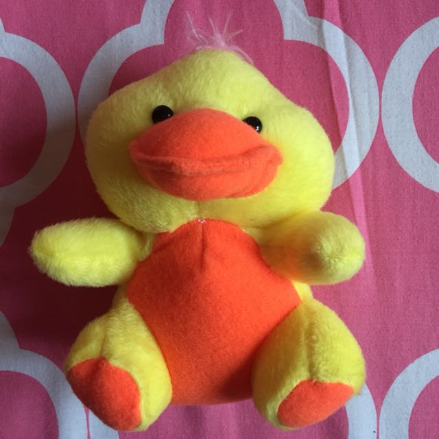Duck doll