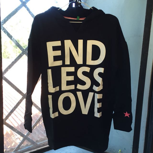 Endless Love Benetton Hoodie