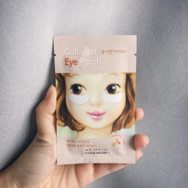Etude Collagen Eye Patch / Mask