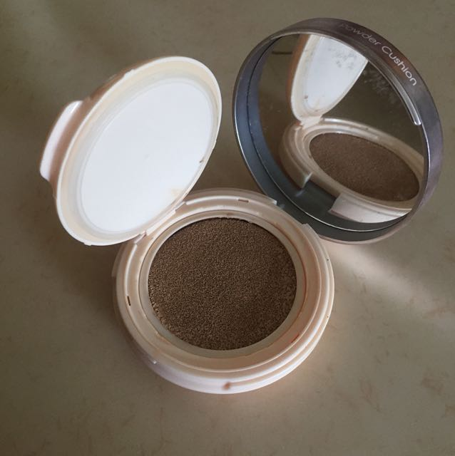 ETUDE HOUSE AC Clean Up Mild BB Cushion review -. Source · Etude house real