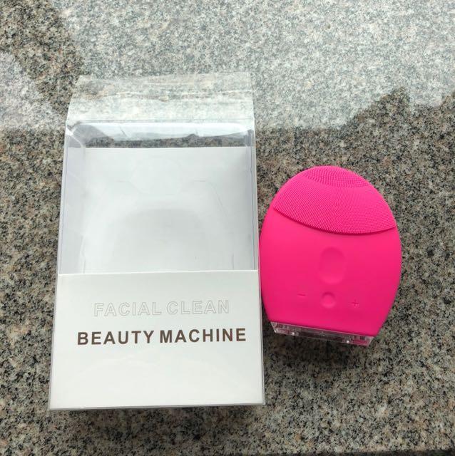 Facial clean 美容洗面器 (抽獎禮物)