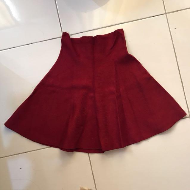 Flare skirt (rok)