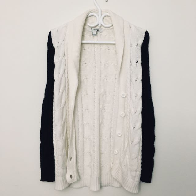 Forever 21 Knit Cardigan