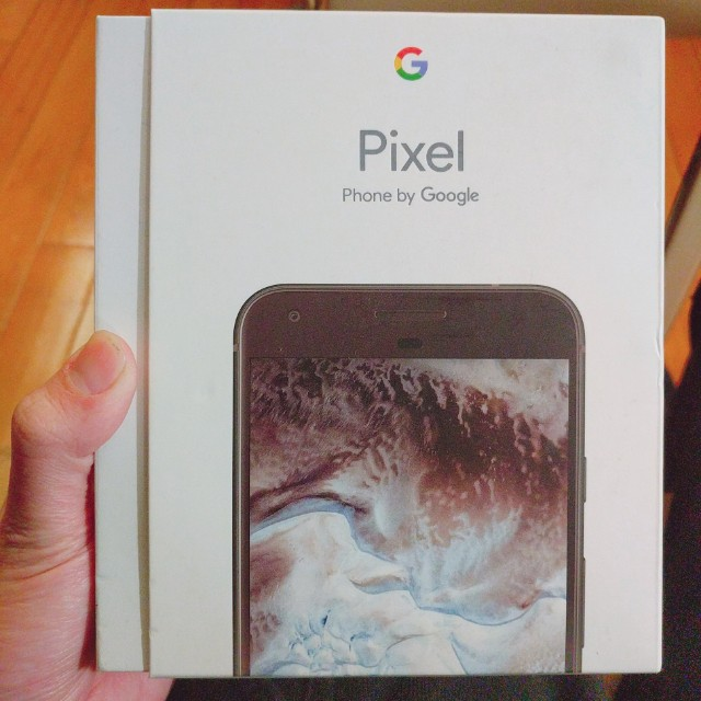Google pixel手機 32GB