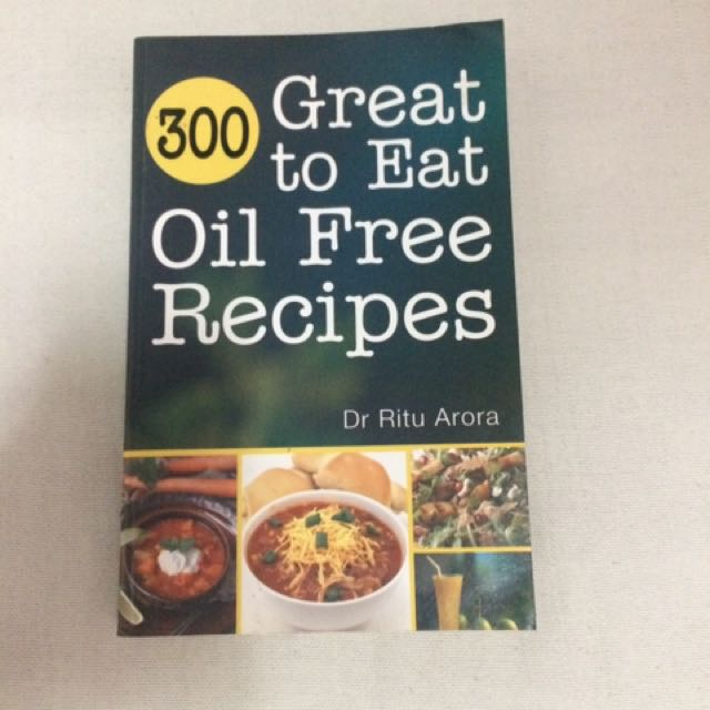Great to Eat Oil Free Recipes