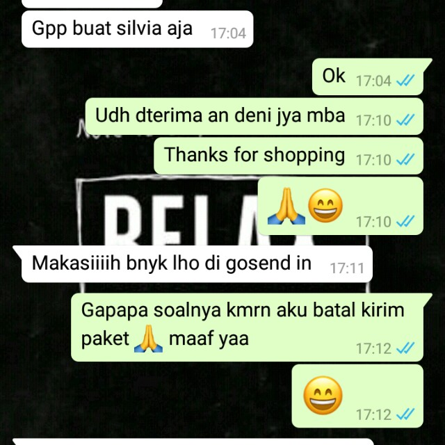 Happy shopping all 😁