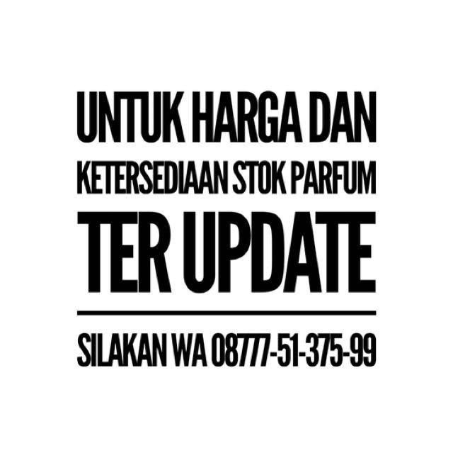 HARGA Ter update