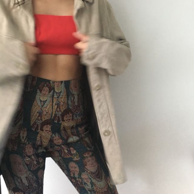 Heavy Nude Blazer/jacket