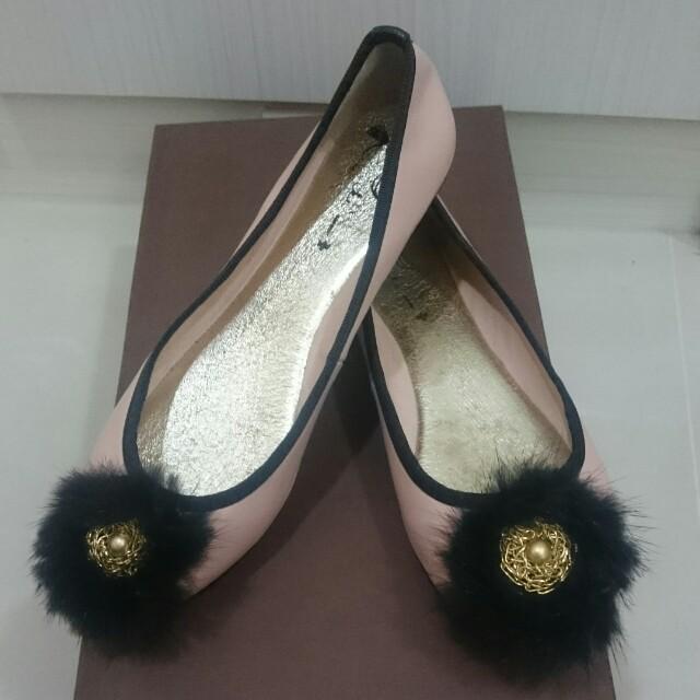 Iki2 甜美娃娃鞋 size 36(23cm)