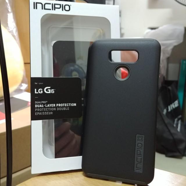 quality design 295f6 30536 Incipio DualPro Case Cover for LG G6
