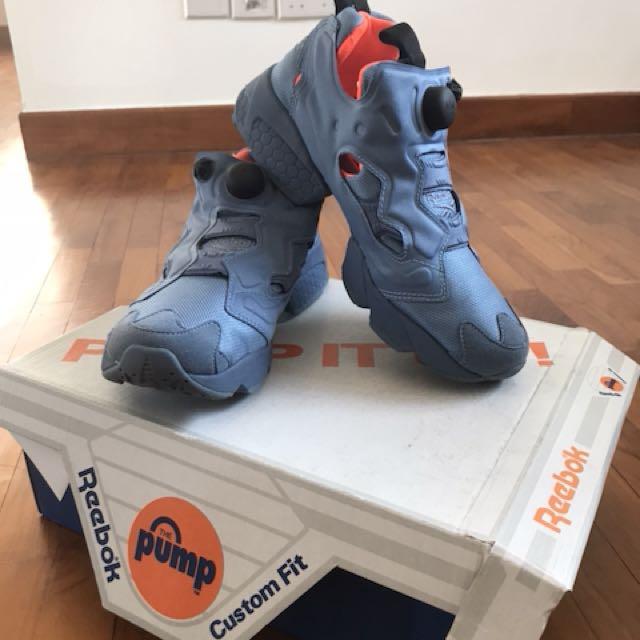 d49de3ada74 Instapump fury tech Reebok sneakers